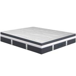 LUCID 16 inch memory foam mattress