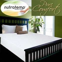 Novaform memory foam mattress
